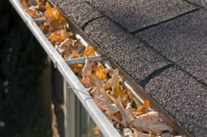 Cleaning out leaves from your gutters is an easy and effective way to keep your home in shape.