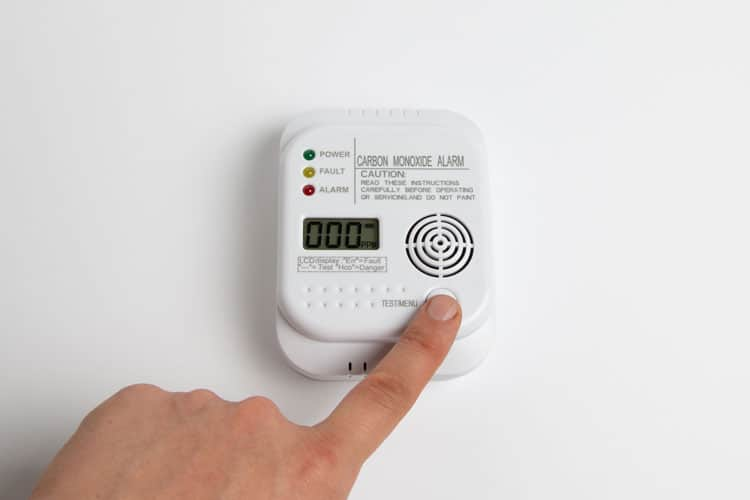 Testing Carbon Monoxide Detectors Regularly can help with your keeping your home safe.