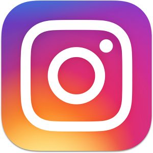 Instagram logo linked to Morgan Keefe Instagram account