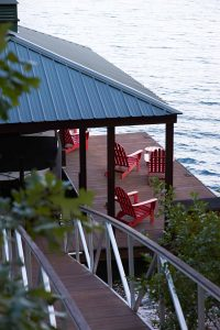 Dock at Lake Keowee